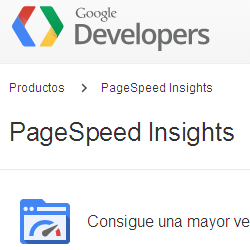 Web PageSpeed Insights